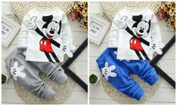Baby clothes toddler boy kids boy clothes pullover top &pant