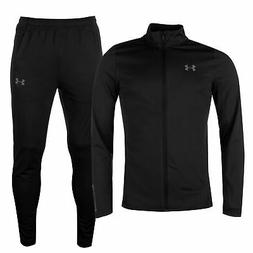 Under Armour Challenger Tracksuit Set Mens Black Football So