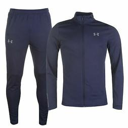 Under Armour Challenger Tracksuit Set Mens Navy Football Soc