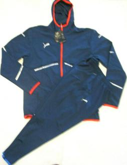 Puma DryCell Runner & Training ID Men's Sweat Tracksuit, New