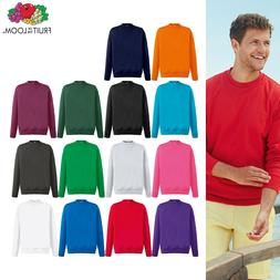 Fruit of the Loom FOTL - Men's Lightweight Set-in Sweatshirt