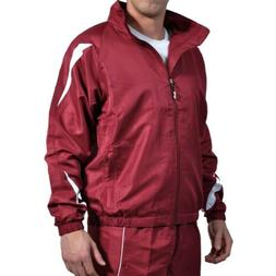 TRACKSUIT JACKET AND PANTS Men's Small Running Gym Outfit Jo