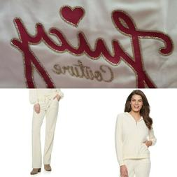 JUICY COUTURE Graphic Velour Tracksuit ANGEL  NWT MSRP $104