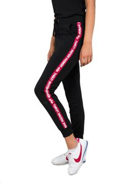Alpha Industries Women's Jogging Trousers Rbf Tape Tracksuit