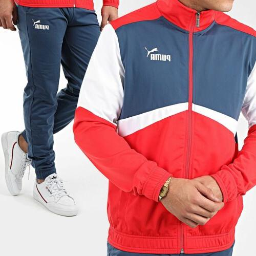 Mens Retro Tracksuit