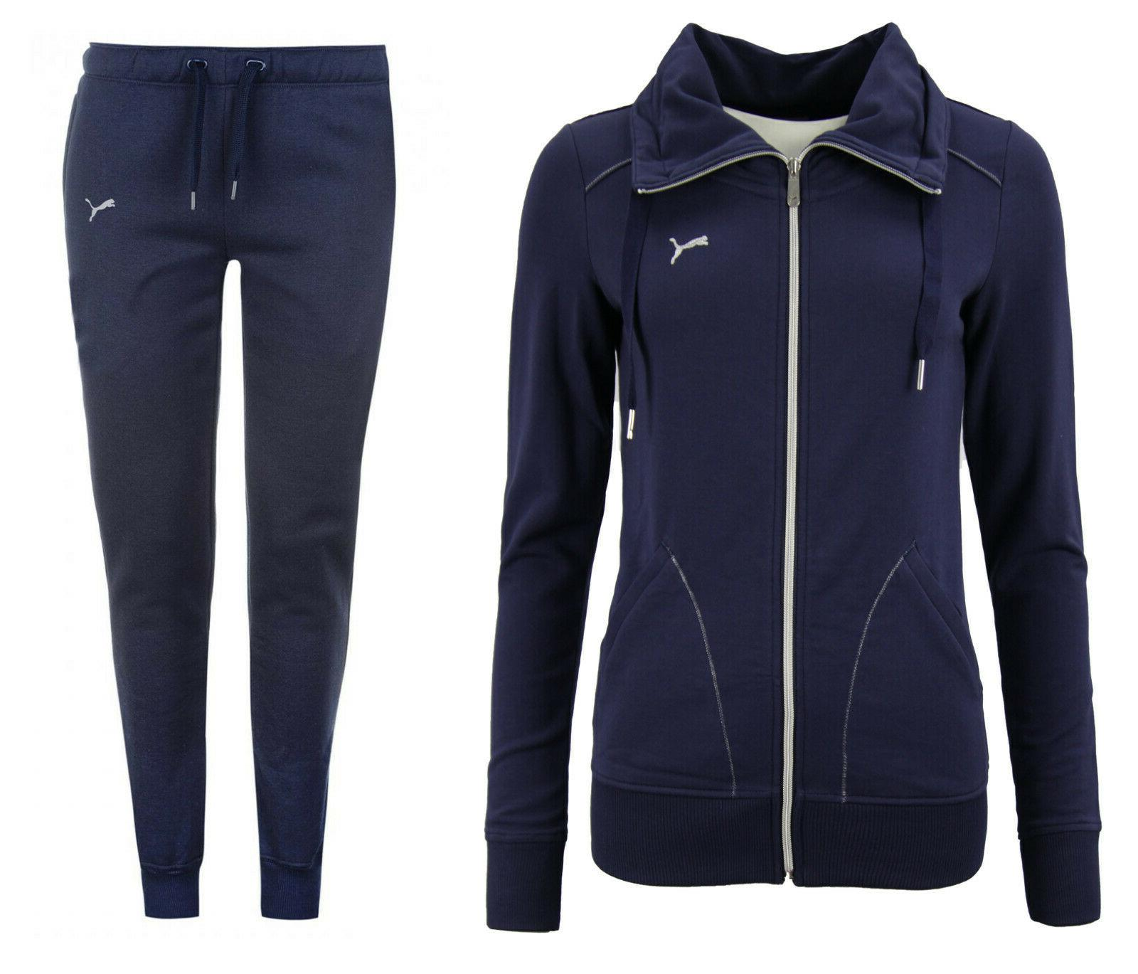 french terry womens full sweat suit track