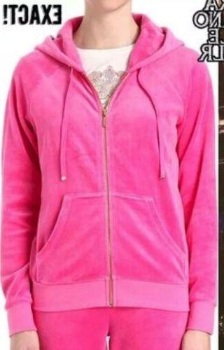 glamour pink hoodie and straight bling pant