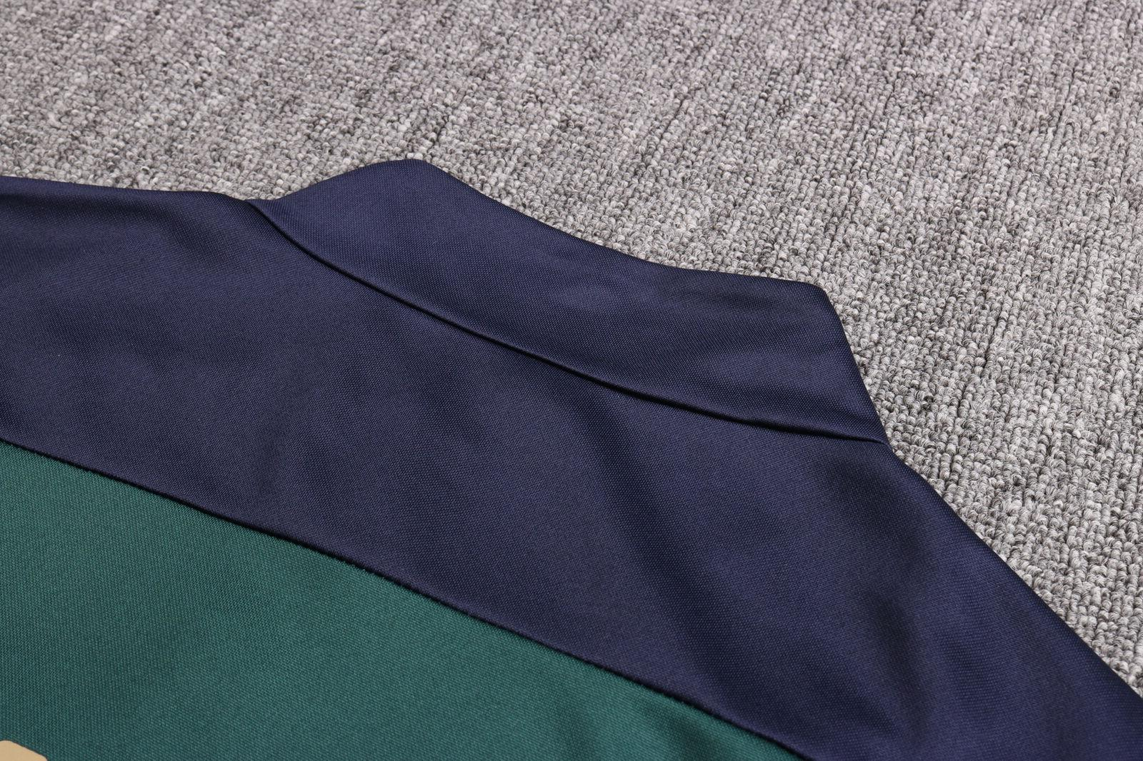 Italy Men's Green Sports Tracksuit