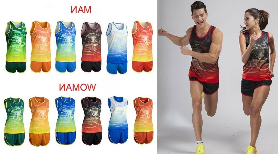 lovers couple clothes man woman athletic garment