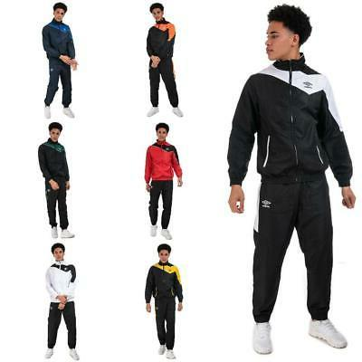 mens division full zip polyester lined tracksuit