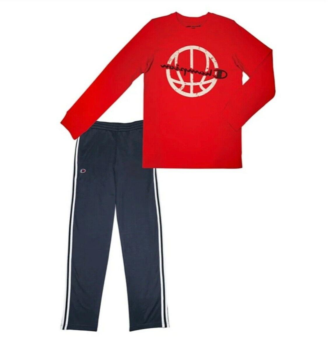 new boys two piece tracksuit size 5