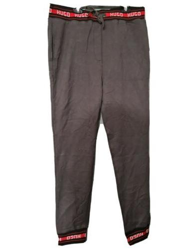 BOSS Tracksuit Charcoal,