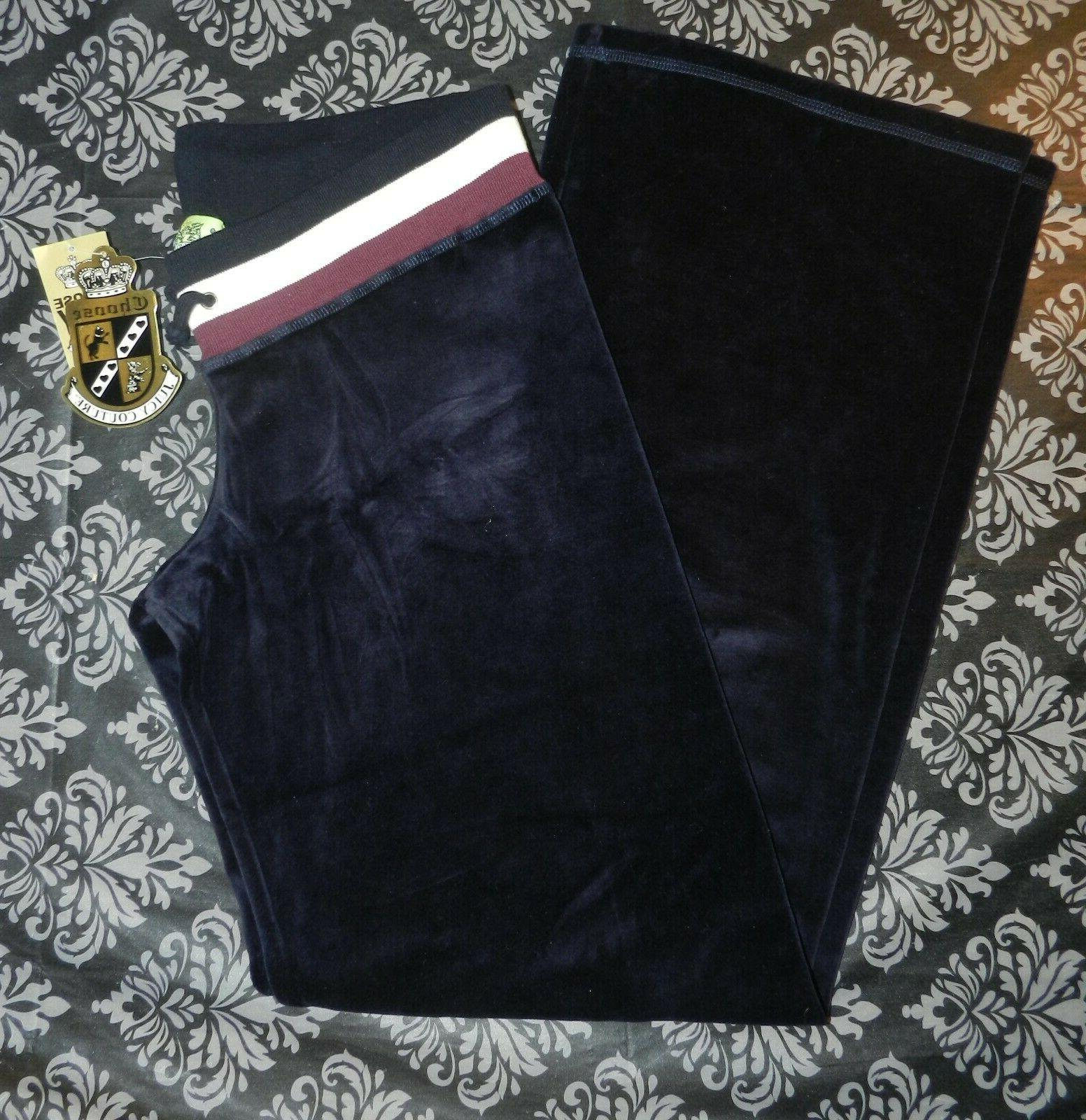 NWT JUICY COUTURE CROP WOMEN LARGE