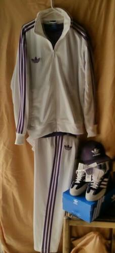 Adidas Oakley Suit Set L 420 Shoes 11 Frogskins NEW W/ Tags
