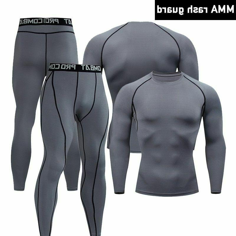 Running Sports Outdoor Jogging Thermal Compressed Clothing