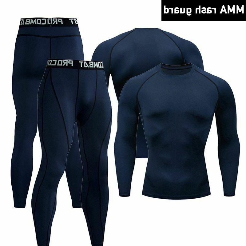 Running Outdoor Compressed Clothing