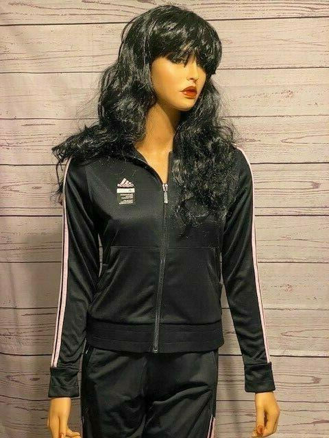 ADIDAS TRACK SUIT SET NEW SIZE SMALL PINK RARE