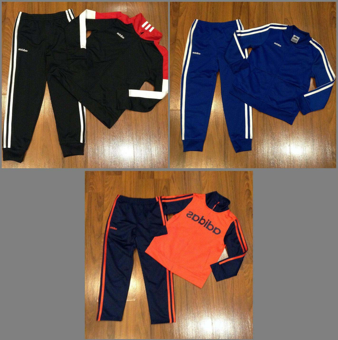 youth boy s multi color tracksuit size