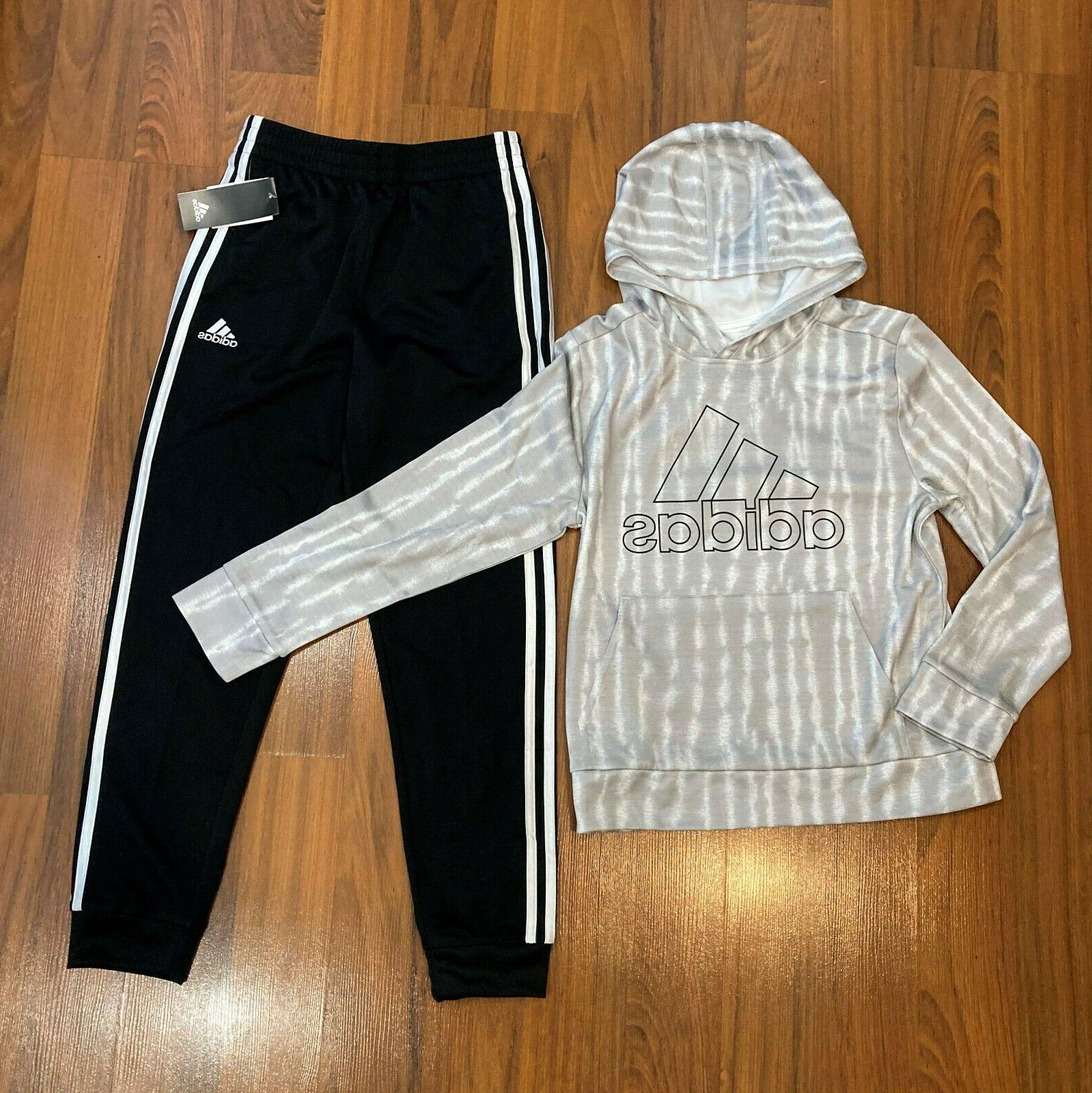 youth boy s track set tracksuit hoodie