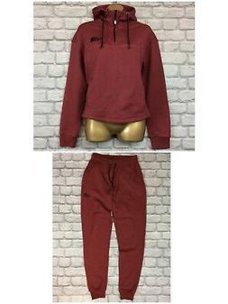 THE NORTH FACE LADIES UK S TWO PIECE FLEECE HOODIE TRACKSUIT