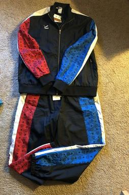 MCM X Puma Tracksuit Red/Blue Jacket+Pants Brand new 50TH AN
