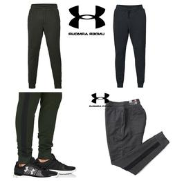 Under Armour Mens Joggers Sweatpants Microthread Tracksuit B