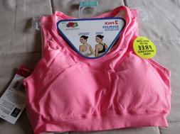 NEW 2 PC SET Fruit of the Loom Size SMALL SEAMLESS SPORTS BR