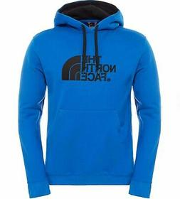 NORTH FACE Fleece Hoodie T0CYG3BL5  Blue Hooded Sports track