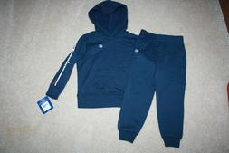 NWT Boys Blue Champion Hooded Tracksuit Hooded Sweatshirt an
