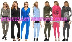 NWT Juicy Couture Tracksuit Velour Embellished Jacket Pants