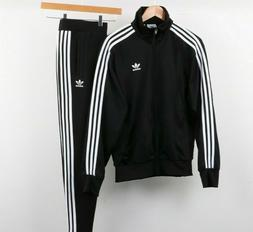 ADIDAS ORIGINALS FIREBIRD TRACKSUIT RETRO BLACK AUTHENTIC ME