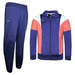 Puma Poly Suit Womens Lightweight Tracksuit Polyester Blue R