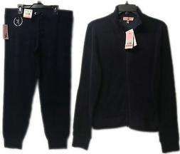 Juicy Couture Regal Navy Blue Micro Terry Tracksuit Set Jack
