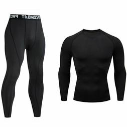 Running Tights Sports Suit Outdoor Jogging Thermal Underwear