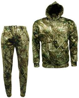 Tecl-Wood Passion Camouflage Camo Tracksuit Hoodie / Joggers