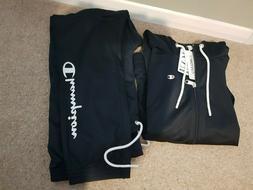 Champion Tracksuit New with tags on the top size L