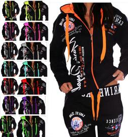 Two Pieces A Set Of Women's Jogging Suit Women's Printed Sui