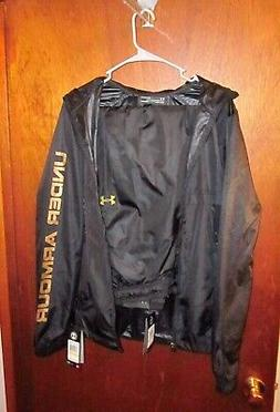 UA Under Armour Lined Athletic Heatgear Wind Track Suit Pant