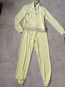 Women Juicy Couture Tracksuit Set Fairfax Mock Neck Jacket A