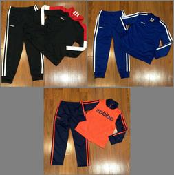 adidas Youth Boy's Multi-Color Tracksuit Size 6, 7 New